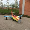 Nymalet-flyvemaskine